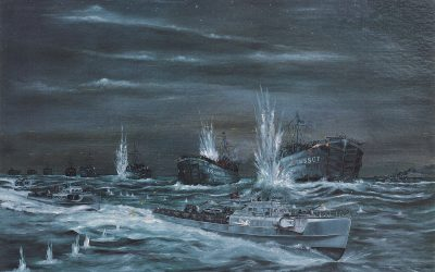Exercise Tiger Remembered 75 Years on